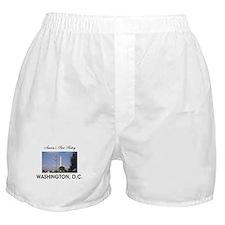 Washington Americasbesthistory.com Boxer Shorts