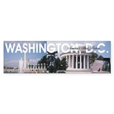 Washington Americasbesthistory.co Bumper Sticker