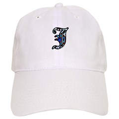 Stained Glass J2 Baseball Cap