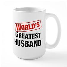 HUSBAND Mugs