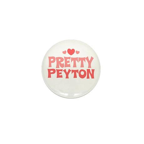Peyton Mini Button (10 pack)