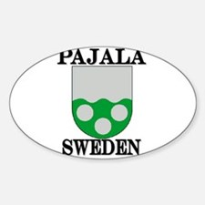 The Pajala Store Oval Decal