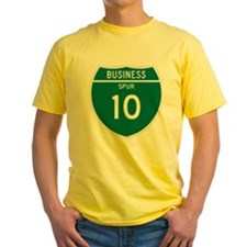 Business Spur 10 T-Shirt