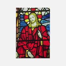 The Risen Christ Rectangle Magnet