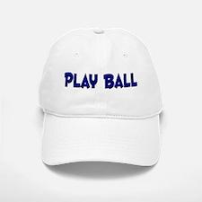 Play Ball Baseball Baseball Cap
