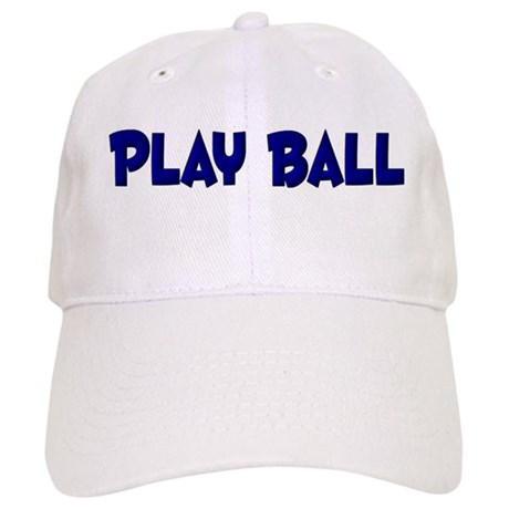 Play Ball Cap