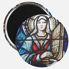 St Cecilia Magnet