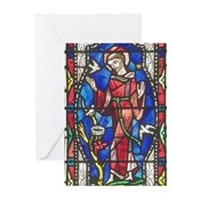 St Francis of Assisi Greeting Cards (Pk of 10)