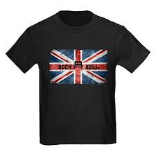 ROCK ROLL-BRITISH FLAG T-Shirt