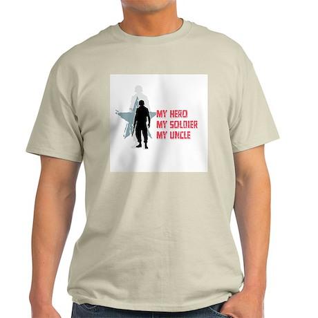 My Hero, My Uncle Light T-Shirt