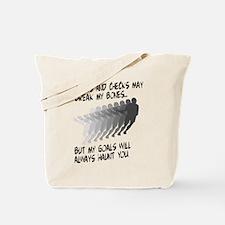 Lacrosse Haunt You Tote Bag
