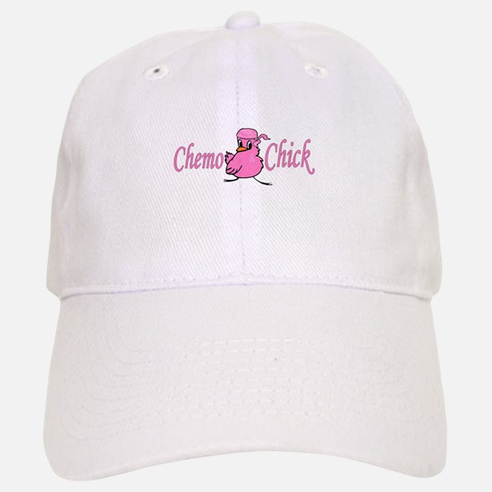 Chemo Chick Chemotherapy Baseball Baseball Cap