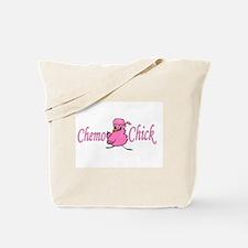 Chemo Chick Chemotherapy Tote Bag