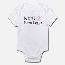 NICU Graduate (Flower) - Infant Bodysuit