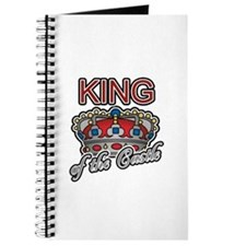 Father's Day King of the Castle Journal