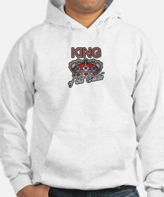 Father's Day King of the Castle Hoodie