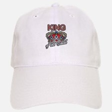 Father's Day King of the Castle Baseball Baseball Cap