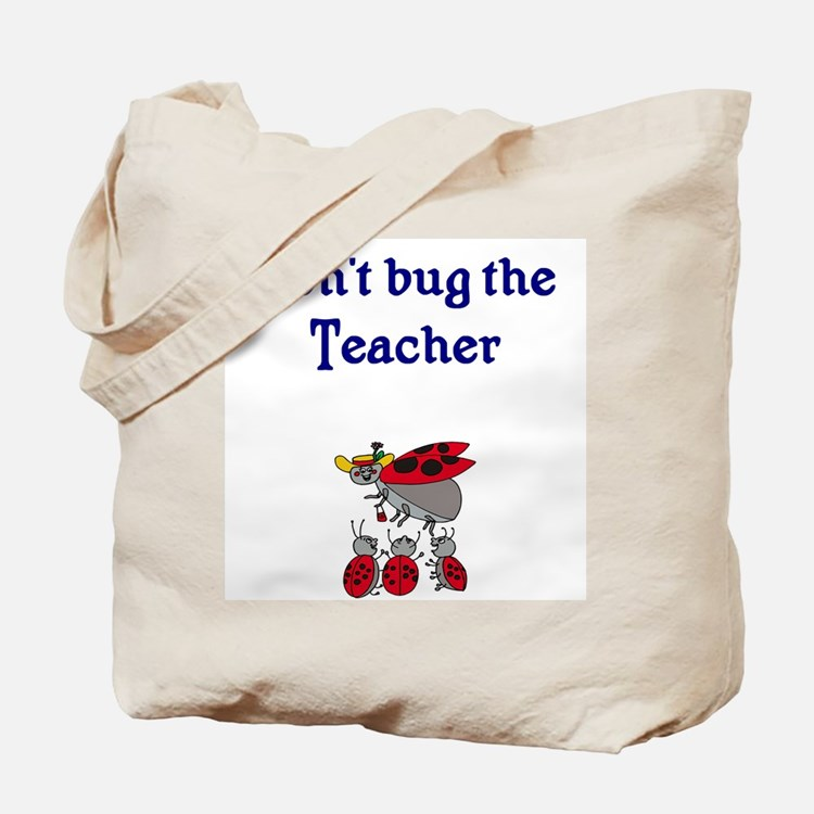 School Teacher Tote Bag