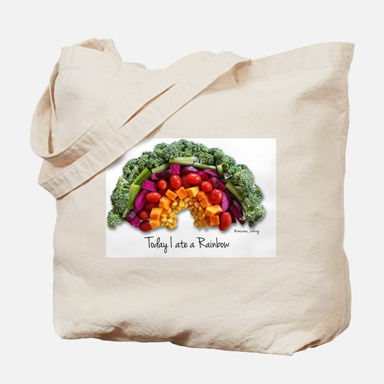 Cute Healthy living Tote Bag