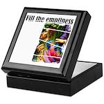 Fill the Emptiness Keepsake Box
