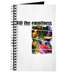 Fill the Emptiness Journal