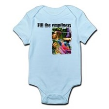 Fill the Emptiness Infant Bodysuit
