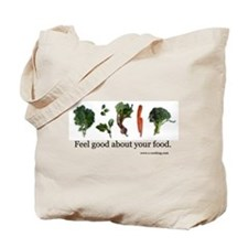 Healthy living Tote Bag