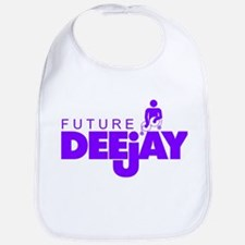 Future Deejay! Bib