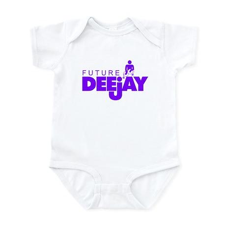 Future Deejay! Infant Bodysuit