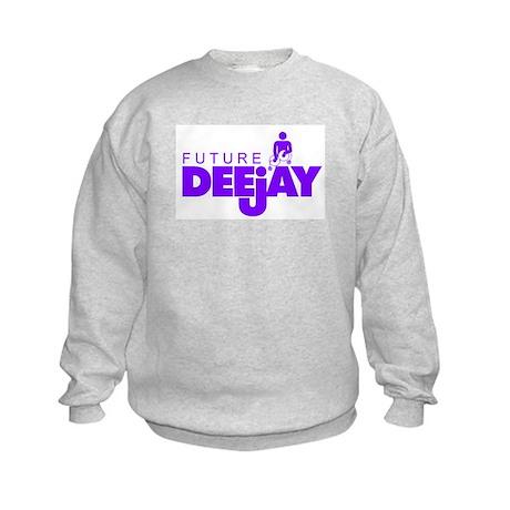 Future Deejay! Kids Sweatshirt