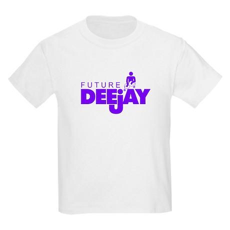 Future Deejay! Kids Light T-Shirt