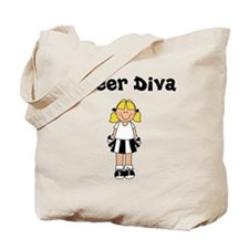 Cheer Leaders Tote Bag