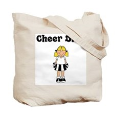 Cheer Leaders Tote Bag