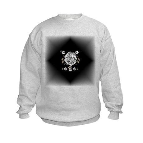 Depth of Illusion Kids Sweatshirt