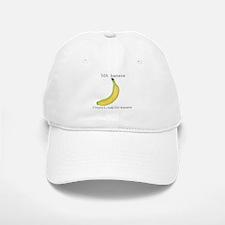 50% banana Baseball Baseball Baseball Cap