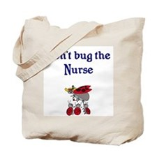 Nurse Ladybugs Tote Bag