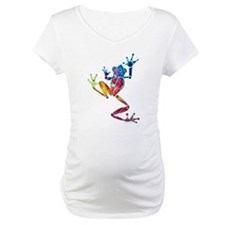 Whimsical Colors Tree Frog Shirt