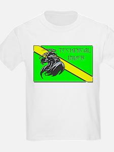 Grim Reaper Tri Mix T-Shirt