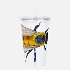 Cute Insects Acrylic Double-wall Tumbler