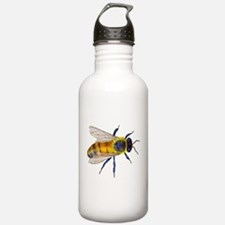 Cute Bee colorful Water Bottle