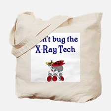 X-Ray Tech Ladybugs Tote Bag