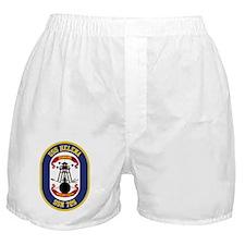 USS Helena SSN-725 Boxer Shorts