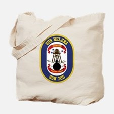 USS Helena SSN-725 Tote Bag