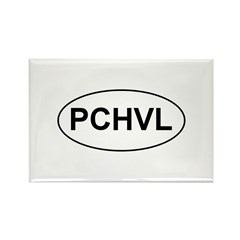 PCHVL Rectangle Magnet (100 pack)