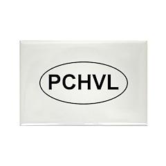 PCHVL Rectangle Magnet (10 pack)