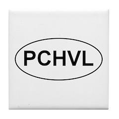 PCHVL Tile Coaster