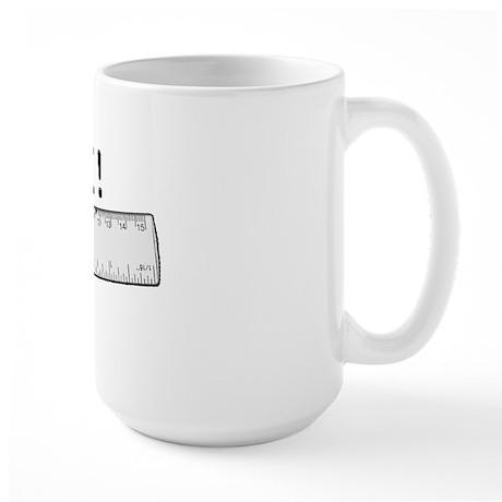I Rule! Large Mug
