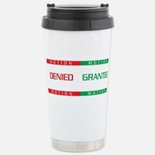 Funny Criminal law Travel Mug