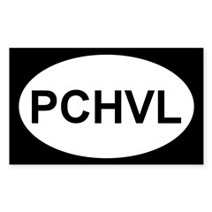 PCHVL Rectangle Decal