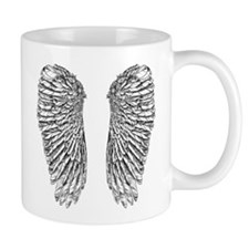 Angel Wings Mugs